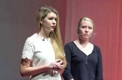ミシガンの女子高生が考えた 若者とネットの関係性