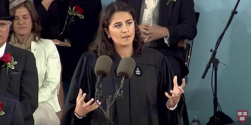 「革命とは、力強く永続的で浸透性がある心」クウェートで生まれた女性がハーバードで学んだこと