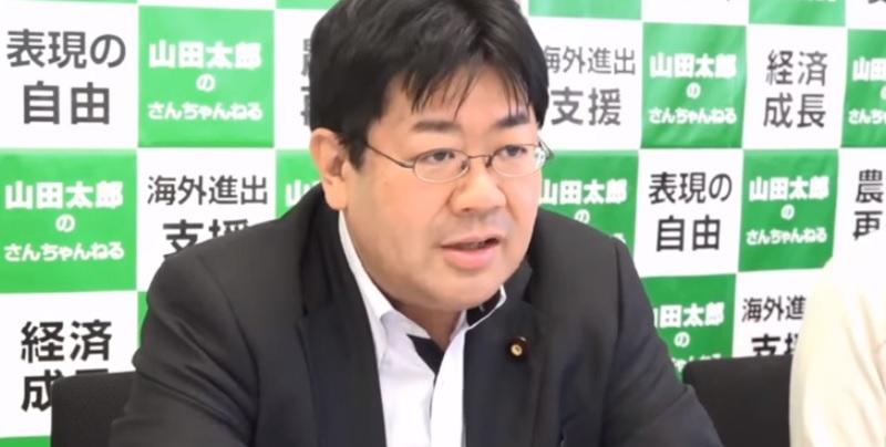 「どの省庁も児童の性的搾取の実態を把握していない」 山田太郎議員が担当部署設置の経緯を語る