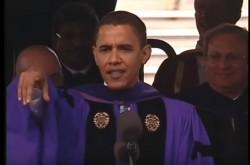 オバマ大統領「自分に挑み、人生にリスクを持て」 卒業生に語った人生で大切な3つの教訓