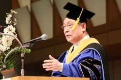 大前研一氏「日本人は大学を出たらそれっきり」BBT建学の精神と一生学び続ける価値を説く