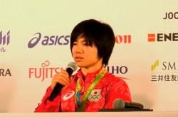 「最高の笑顔を見せられなかったのは残念」銅メダル女子柔道中村美里、試合後の心境