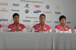競泳男子「今やりたいのはポケモンGO」メダルラッシュから一夜明け、4年間の努力を振り返る