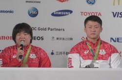 柔道女子・山部、東京五輪は「苦しい4年に耐えるか自分自身と向き合って考える」