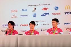 「やっぱり一番のバケモノは内村航平」体操男子団体、悲願の金メダル獲得を振り返った記者会見全文