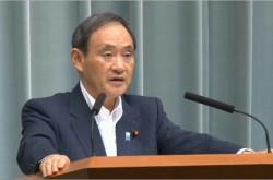 「北朝鮮への制裁強化は検討していく」核実験実施を受け、菅官房長官が今後の対応に言及