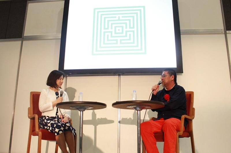 東京五輪エンブレム作者・野老氏が語る、デザインの射程 『ブレードランナー』が果たしてきた役割とは?