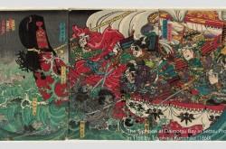 義経vs平氏の亡霊軍団! 浮世絵で見る、日本古来の幽霊物語