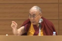 """ダライ・ラマ14世「仏教は科学者と一緒に歩むことのできる唯一の宗教」講演で説いた""""幸せな社会""""の築き方"""
