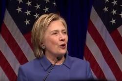 ヒラリー氏「アメリカを信じ、絶対に諦めないでください」大統領選後初めて公の場で訴えた想い
