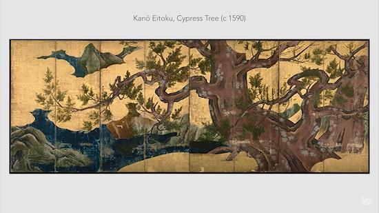 信長、秀吉、家康 3人の天下人を魅了した「狩野派」の美術