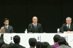 電通石井社長「プロフェッショナリズムが過剰だった」過労自殺問題に関する記者会見