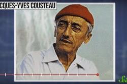 アカデミー賞も受賞した、伝説の海洋探検家ジャック・クストーの功績