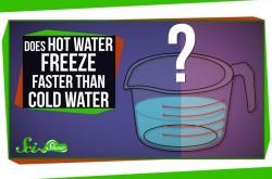 """お湯は水より早く凍るって本当? 科学者たちが挑む""""ムペンバ効果""""の謎"""
