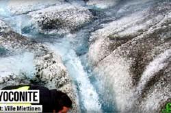 氷河の生態系 小さな水たまりに潜む生物たち