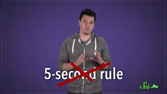 Five second rule 01