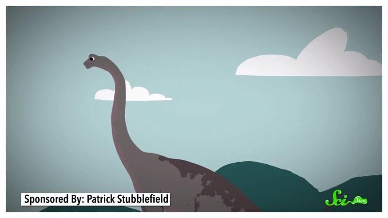 恐竜の肉は意外とおいしいかもしれない
