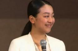 浅田真央、涙ぐみながら最後のメッセージ「笑顔で前に進んでいきたい」