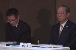 東芝再建に向けて綱川社長「進退は指名委員会に委ねる」