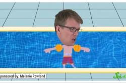 プールで泳いだら目が赤くなる原因 実は塩素ではなく…