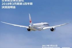 JAL、純利益32.9%増の好決算 通期業績予想を上方修正