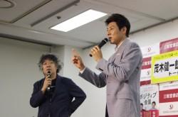 松岡修造、茂木健一郎氏に「実は僕よりぜんぜん熱い」熱血キャスターが明かした意外な一面