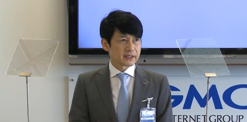 GMO熊谷社長「仮想通貨事業に着実な手応えを感じている」 新ネット銀行は2018年に開業予定