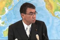 【全文】河野太郎氏「日韓関係を深めていく。日中関係も大事」外務大臣の就任会見