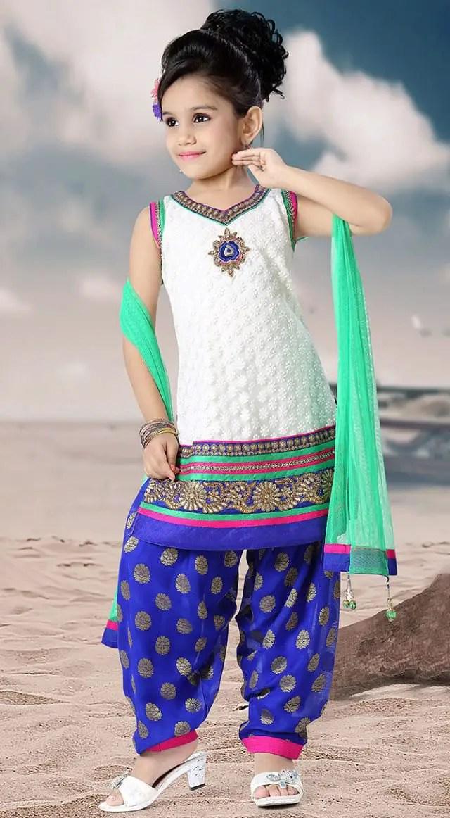 Punjabi Cute Baby Wallpaper Punjabi Dress For Kids 30 Best Punjabi Outfits For Children