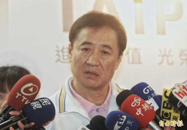 口頭辭北農董座 陳景峻:市長要我再想想 - 政治 - 自由時報電子報