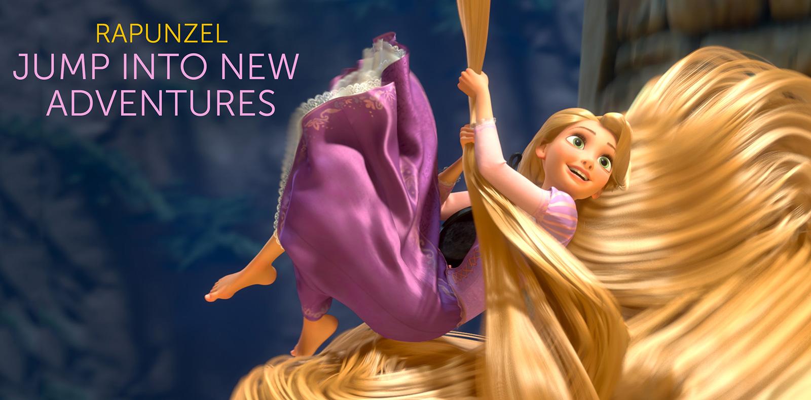 Hd Wallpaper Little Girls Wedding Rapunzel Disney Princess