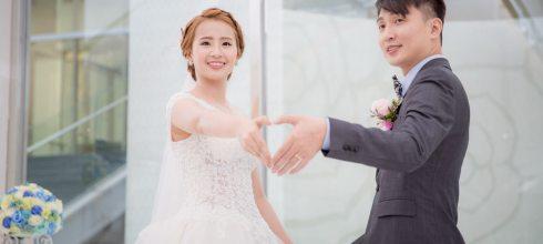 台北婚攝-翰麒&莉雯-婚禮-新莊典華