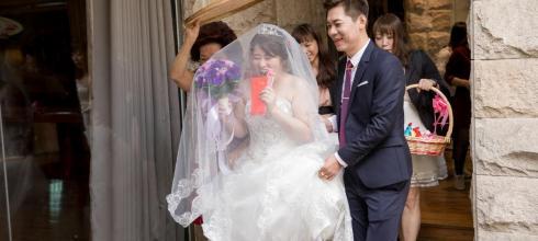高雄婚攝-裕澄&玟娟-婚禮-永安中正堂