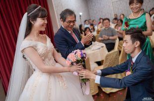 宜蘭婚攝-逸傑&郁庭-婚禮-羅東庭園餐廳