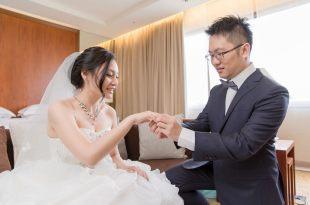 台北婚攝-Howwei & Yifan 婚禮-台北喜來登