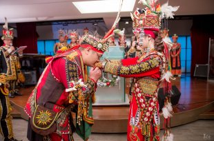 台北婚攝-宇軒&煙淳-魯凱族傳統訂婚-汐止寬和宴展館