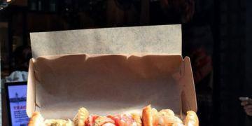 大阪美食| Luke's Lobster 超人氣龍蝦三明治--心齋橋必吃美食