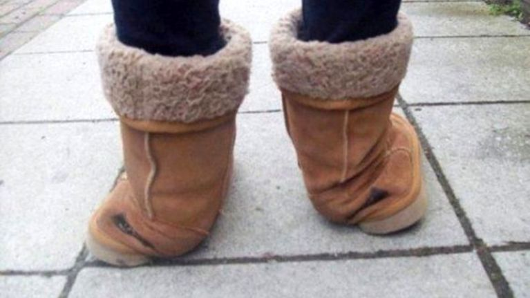 7 Real Struggles We All Faced While Wearing Fake Uggs Herie