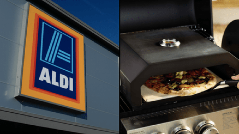 Pizza Oven Aldi Aldi's Bringing Out A New Bargain Version Of Its Outdoor