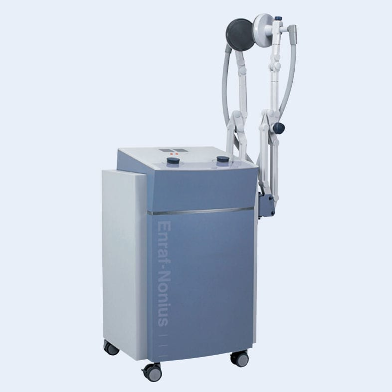 Shortwave diathermy unit / trolley-mounted - Curapuls 970 - Enraf-Nonius