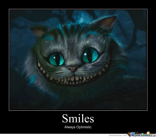 Alice In Wonderland Wallpaper Quotes Cheshire Cat Cheshire Cat By Tbk Meme Center