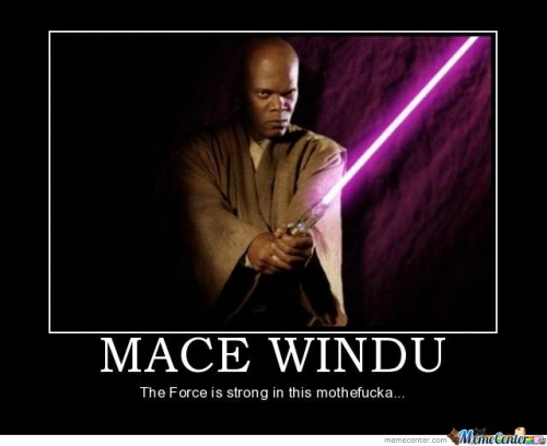 Funny Frog Wallpaper Quotes And Pictures Mace Windu Gif Memes Best Collection Of Funny Mace Windu
