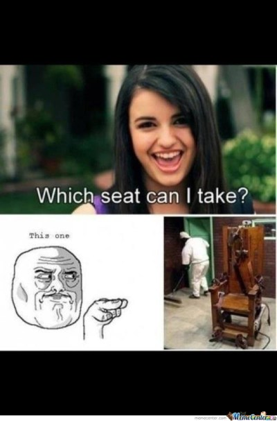 Which Seat Can I Take? by JackRanga - Meme Center
