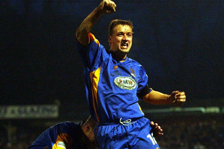 Shrewsbury Everton