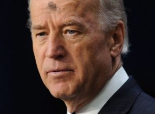 Joe Biden ash wed