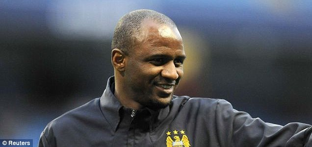Patrick Vieira has joined ITV's World Cup line-up