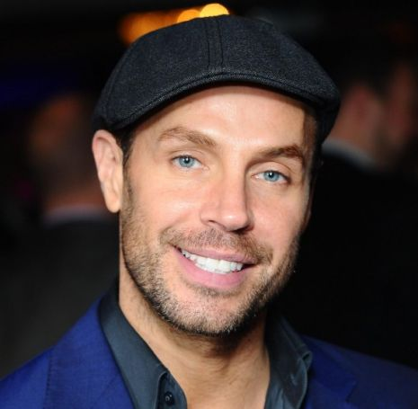 Jason Gardiner incident bitten by sand fly abroad accident Dancing on Ice judge
