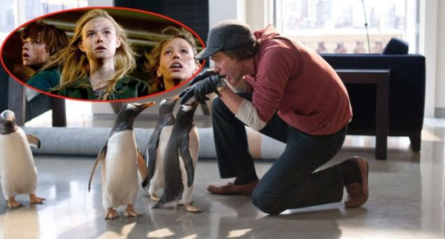 Super 8 v Mr Popper's Penguins