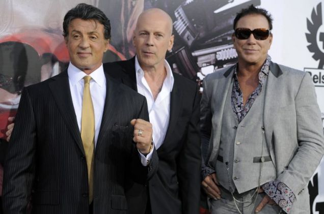Stallone Sued Over The Expendables