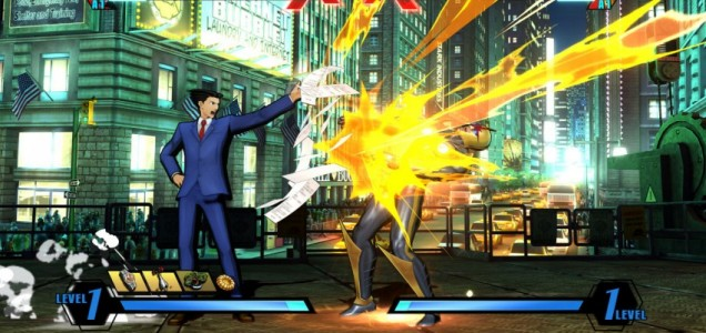 Ultimate Marvel Vs. Capcom 3 (PS3) - the right hook of justice